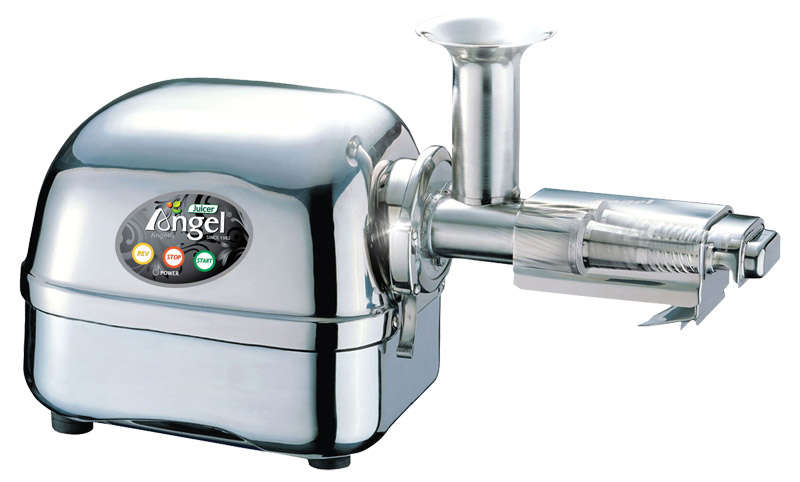 L' Extracteur de jus Angel 8500