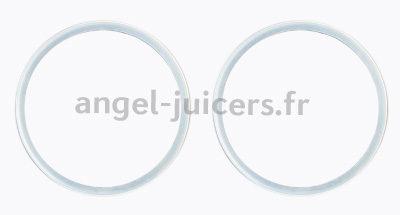 Filter Silicon Ring (Seal), 2 units